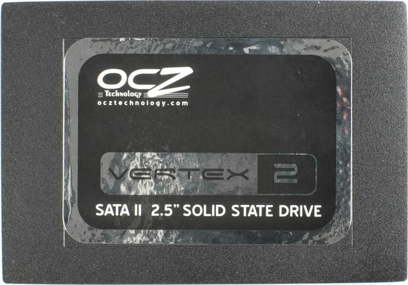 OCZ Vertex 2 (VTX100G, 100 GB)